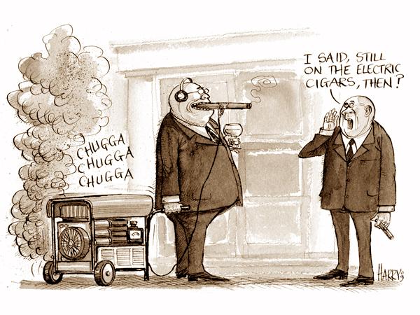 Electronic Cigars