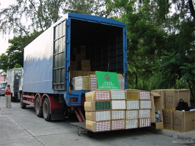 China introduce new technology to tackle cigarette smuggling.