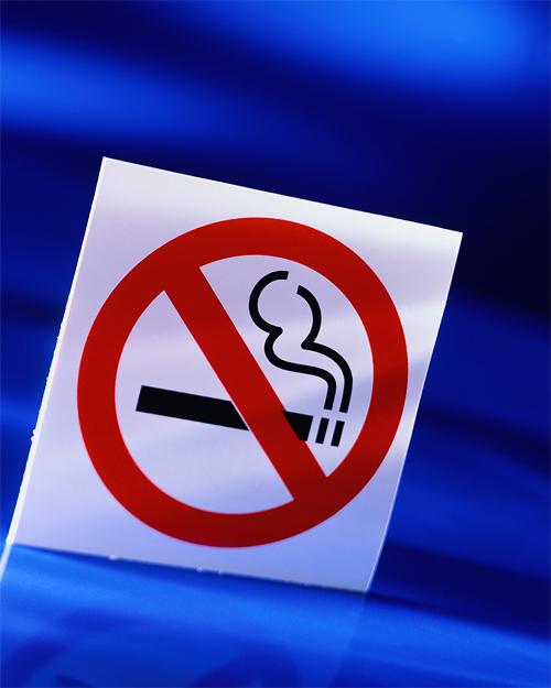 no tobacco sponsorship