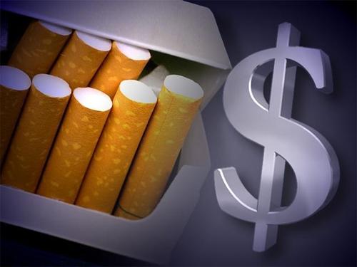 higher cigarette prices