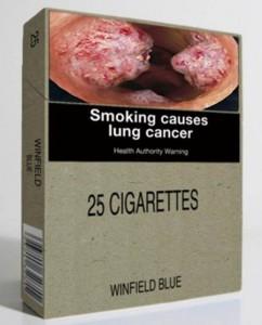 Deterrent packaging