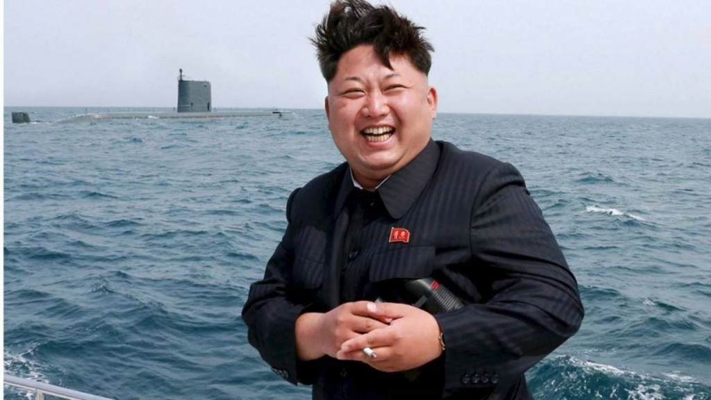 North Korea's anti-smoking campaign has failed to persuade young leader Kim Jong-un to quit the habit. Photo: Reuters