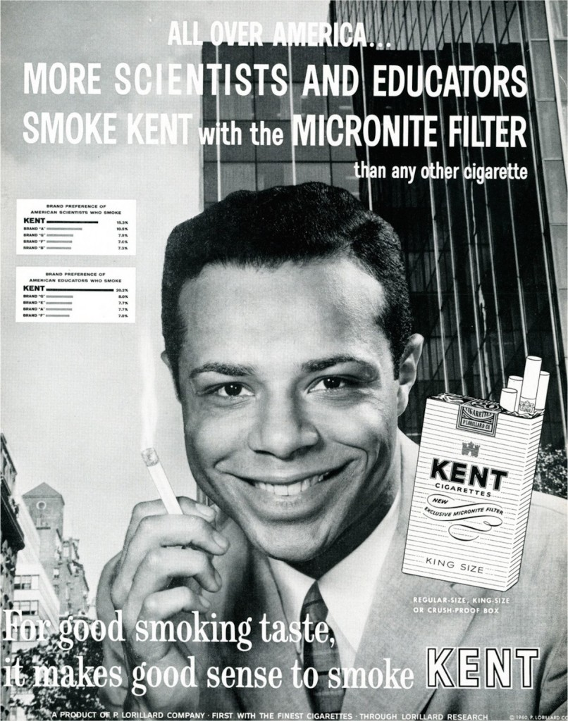 As World War II came to an end, the tobacco industry ventured into new markets to keep profits up during a time of austerity — the African American market became one of the most important demographics.